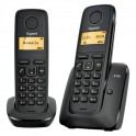 TELEFONO DECT SIEMENS GIGASET A120 PACK DUO