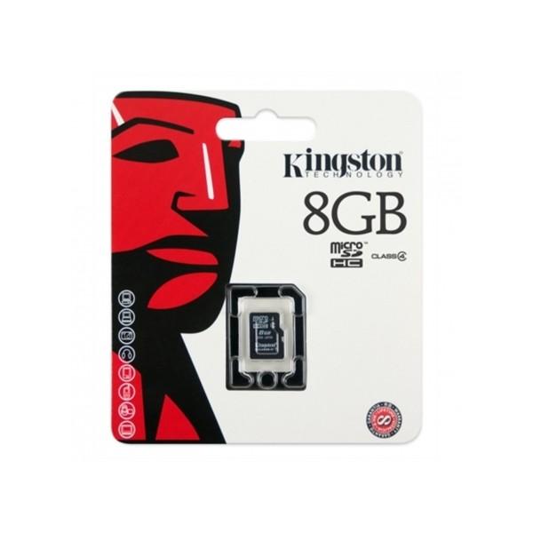 tarjeta de memoria kingston sdhc 8gb