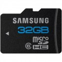 TARJETA DE MEMORIA SAMSUNG STANDAR MICRO SD HC 32GB CLASE 6
